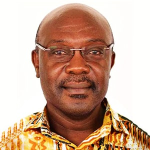 Prof Richard Kwasi Amankwah B min